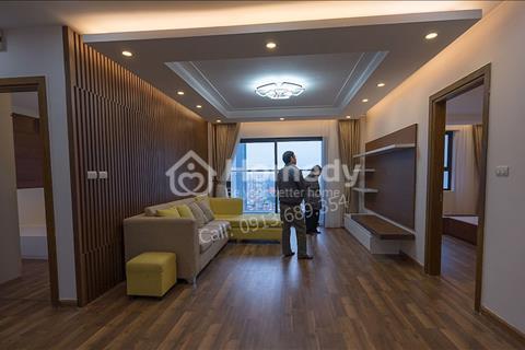 Cho thuê căn hộ chung cư Goldmark City, 115m2, đủ đồ đạc sang trọng như hình ảnh