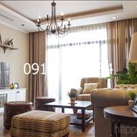 Cho thuê căn góc chung cư Platinum Residences số 6 Nguyễn Công Hoan, Ba Đình, diện tích 128m2