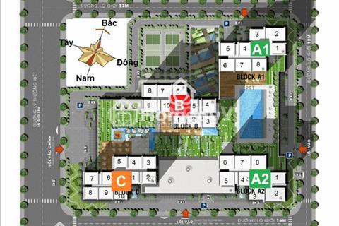 Chính chủ bán gấp căn hộ Xi Grand Court, căn A2-15-08, 3 phòng ngủ, view đẹp, 90m2, giá bán 4.2 tỷ