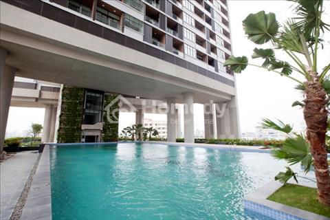 Cho thuê căn hộ trong chung cư Dolphin Plaza 128 Trần Bình, căn góc