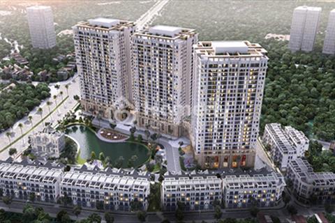 Bán căn hộ chung cư 2 phòng ngủ, khu vực Nam Từ Liêm, giá chỉ từ 1,1 tỷ