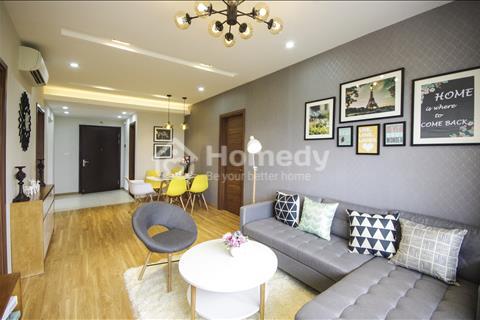 Cho thuê căn hộ Vinhomes, đủ nội thất, chỉ việc đến ở, gần ngay trung tâm quận 1