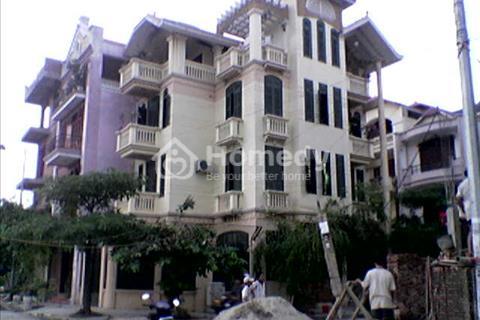 Cho thuê nhà làm văn phòng hoặc để ở, 3,5 tầng, đầy đủ tiện nghi, có gara