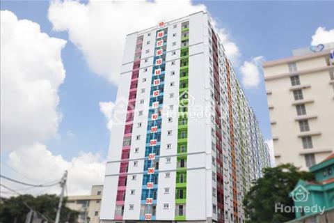 Bán căn hộ 8X Plus mặt tiền Trường Chinh 63m2, 2 phòng ngủ, 2 vệ sinh, đầy đủ nội thất vào ở ngay