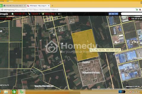 Hot! Bán đất gần khu công nghiệp Nhơn Trạch giá gốc mềm, chỉ từ 4,5 triệu/m2