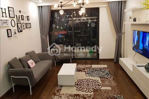 Cho thuê căn hộ Five Star, 100m2, 3 phòng ngủ, đủ đồ mới đẹp, 13 triệu/tháng