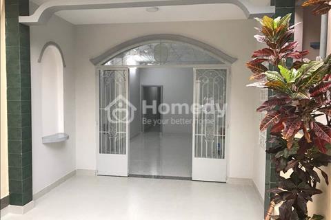 Cho thuê nhà nguyên căn mặt tiền đường Trần Thị Bảy, Hiệp Thành, Quận 12