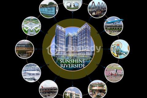Chung cư Sunshine Riverside Hồ Tây đẳng cấp 5 sao