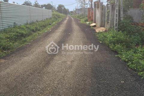 Đất hẻm Y Moan, Tân Lợi, Buôn Ma Thuột, giá 235 triệu 6 x 20m, đường bê tông 5m