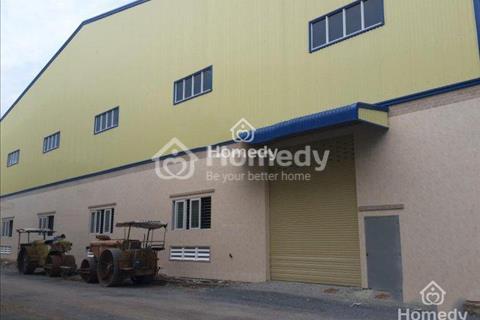 Cần bán gấp nhà xưởng mặt tiền đường Tân Thới Nhất, Quận 12, 16.400m2
