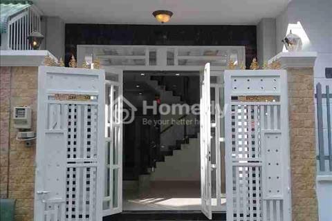Bán nhà mặt tiền đường Đào Tông Nguyên, Nhà Bè, nội thất cao cấp giá 3,2 tỷ