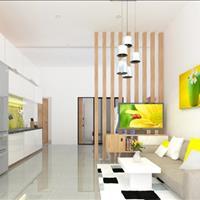 Căn hộ Rubi Homes, 2 phòng ngủ, 593 triệu, bàn giao cơ bản