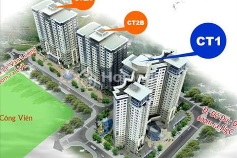 Dự án CT2A Thạch Bàn, Long Biên gần ngay Aeon Mall