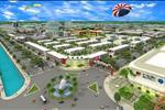 Dự án Đông Đô Đại Phố trong Thành phố mới Bình Dương có diện tích 26 ha, thiết kế bao gồm nhà phố liền kề, trung tâm thương mại, nhà hàng, khách sạn…