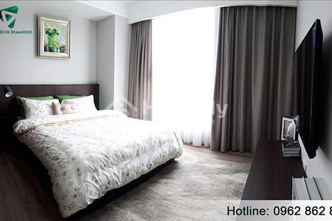 Bán gấp căn 94,4m2 2 phòng ngủ Northern Diamond chiết khấu 70 triệu, vay lãi suất 0%, full nội thất
