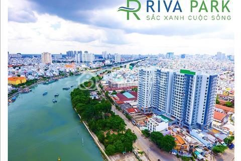 Căn hộ thương mại Riva Park, quận 4, chỉ từ 1,6 tỷ/căn
