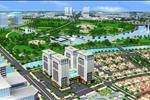Trung tâm tài chính ngân hàng, văn phòng 20 ha khởi công xây dựng năm 2011 với 32 tầng bao gồm trung tâm thương mại, nhà hàng, khách sạn, trung tâm triển lãm, sàn giao dịch chứng khoán, đặc biệt hệ thống ngân hàng cùng các cao ốc văn phòng hiện đại tạo ra một môi trường kinh doanh thuận lợi, uy tín và hiệu quả.