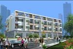 Dự án Khu đô thị mới Uni - Town có quy mô 5,45ha gồm 296 căn nhà phố thương mại và phố liên kế vườn được xây dựng 1 trệt 3 lầu. Dự án nhà phố liên kế Uni Town được thiết kế với lối kiến trúc phù hợp với cảnh quan và tổng thể chung tạo nên một phong cách sống hiện đại đẳng cấp cũng như thuận lợi trong hoạt động kinh doanh.
