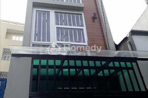 Cho thuê nhà mặt tiền 211 đường Nguyễn Du, diện tích 4x28m, 1 trệt 2 lầu, nhà mới đẹp