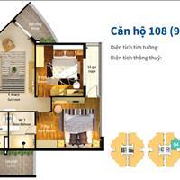 Block B Him Lam Chợ Lớn đã có sổ hồng, 97-102m2 giá từ 2,85 tỷ full nội thất
