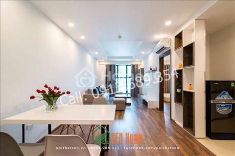 Cho thuê căn hộ chung cư Goldmark City, đồ thiết kế đồng bộ chỉ 11 triệu/tháng