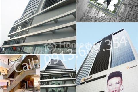 Cho thuê căn hộ chung cư Mipec 229 Tây Sơn, độc đáo nhất tòa, 2 phòng ngủ, đủ đồ, có sân vườn