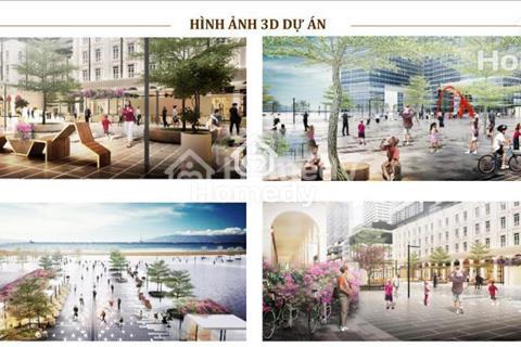 Sở hữu duy nhất 88 lô khách sạn mini tại bán đảo 2 khu đô thị Hạ Long Marina