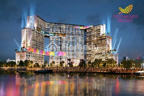 Coco Música Resort  - Tổ hợp du lịch và giải trí Cocobay Đà Nẵng