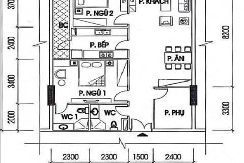 Không đủ tiền thanh toán, cần chuyển nhượng căn hộ 92m2 tại dự án IA20 Ciputra