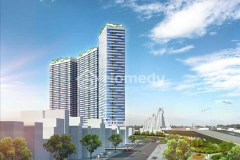 Căn hộ Intracom Riverside Nhật Tân giá tốt chỉ 800 triệu/căn, chiết khấu 6%, lãi suất 0%