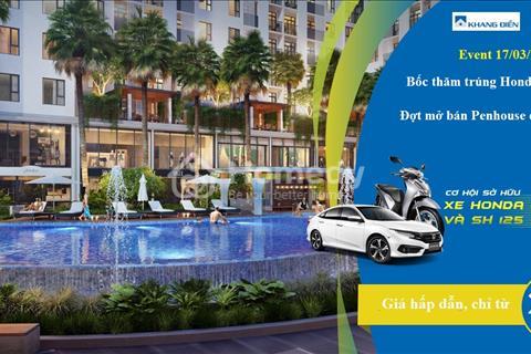 Mở bán đợt cuối căn hộ Jamila Khang Điền, chỉ 1,8 tỷ/căn 2 phòng ngủ, ưu đãi cực hấp dẫn