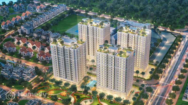 Dự án Orchid Park TP Hồ Chí Minh - ảnh giới thiệu