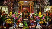8 loài hoa không nên cắm lên bàn thờ vào ngày Tết