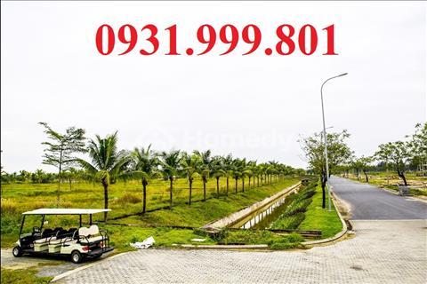 Tìm đâu ra đất nền biệt thự vàng giá chỉ 10tr/m2 ngoài Biệt thự R1 tại khu đô thị FPT City Đà Nẵng