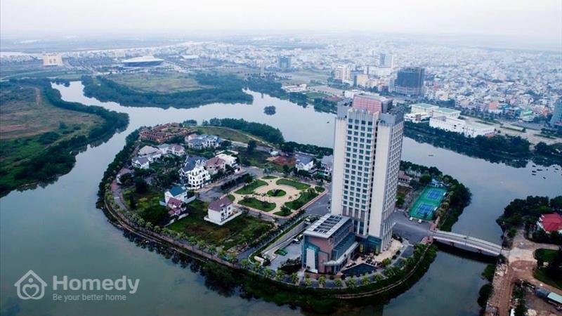Dự án Khu biệt thự Đảo Xanh Đà Nẵng - ảnh giới thiệu