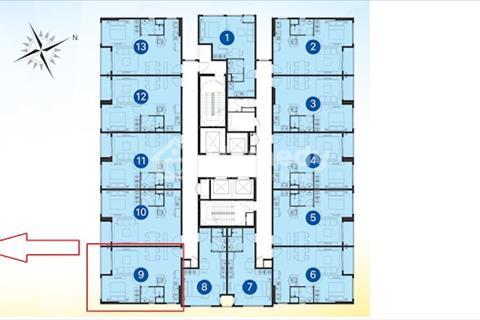 Cân bán gấp căn Officetel 24 - 24 - The Sun Avenue, tháp 8, tầng 10, thanh toán chỉ 1%/tháng