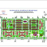 Bán đất nền dự án tại khu đô thị DTA, Nhơn Trạch, Đồng Nai, giá chỉ từ 5 triệu/m2, sổ hồng riêng