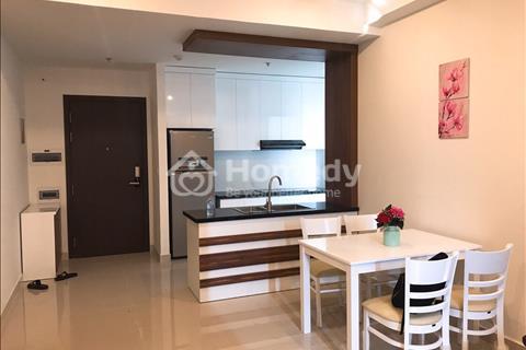 Cho thuê căn hộ cao cấp The Tresor quận 4, diện tích 65m2, 2 phòng ngủ