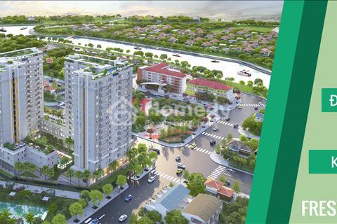 Công bố dự án Fresca Riverside Thủ Đức chỉ 955 triệu/căn 2PN, hoàn thiện cơ bản chỉ 19,5 triệu/m2