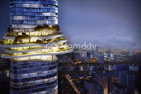 Bán gấp căn hộ Empire City căn hộ 2 phòng ngủ tháp Linden, diện tích 93m2, 6,4 tỷ