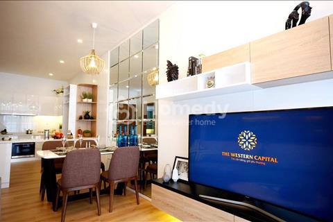 Cần bán căn hộ ở quận 6, giá rẻ đẹp, mặt tiền đường Lý Chiêu Hoàng