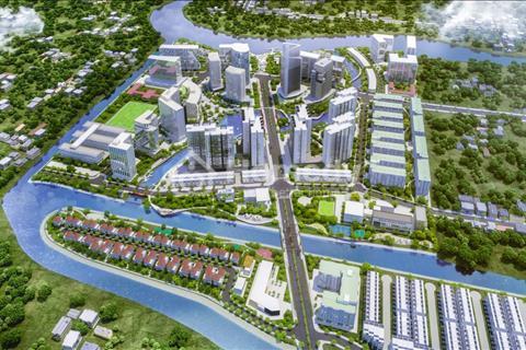 Dự án Mizuki Park đắc địa bậc nhất khu Nam Sài Gòn