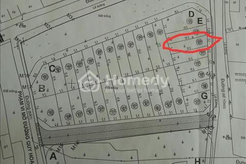 Bán đất đấu giá Dư Dụ 1 trên Tỉnh Lộ 427 - Thanh Thùy - Thanh Oai - Hà Nội