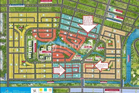 Nhận đặt chỗ siêu dự án Dragon Smart City - Khu đô thị khép kín cao cấp bậc nhất quận Liên Chiểu