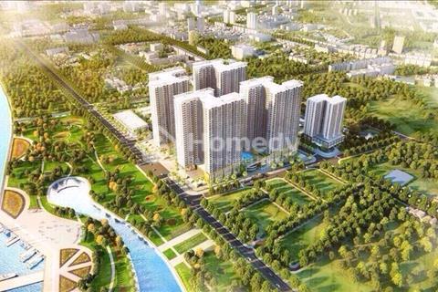 Mở bán căn hộ quận 7 Saigon Riverside Complex giá 1,3 tỷ/53m2