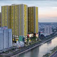 Căn hộ cao cấp The Gold View, 2 phòng ngủ, full nội thất cao cấp cho thuê 15 triệu/tháng