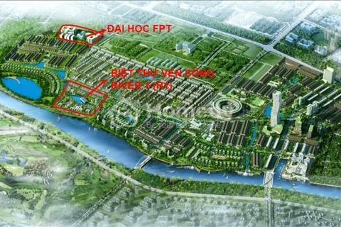 Bán đất nền biệt thự Nam Đà Nẵng, dự án FPT City, giá chỉ 9,9 triệu/m2