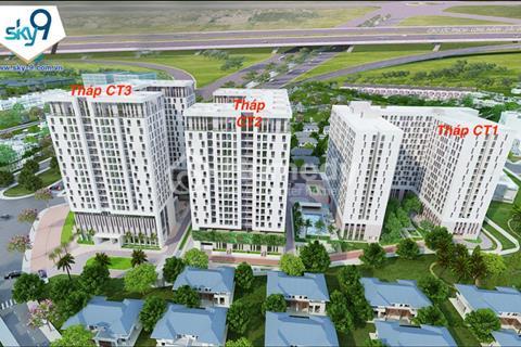 Penthouse Suntower nhận nhà quý 3/ 2018 ưu đãi chỉ còn 3 suất nội bộ của chủ đầu tư chỉ 1 tỷ 8/90m2