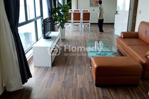 Cho thuê nhà riêng làm căn hộ dịch vụ, 120m2 x 5 tầng, đủ đồ, 8 phòng ngủ, 3500 USD