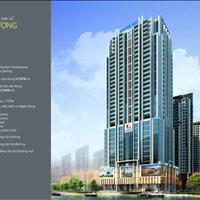 Hai căn văn phòng, diện tích 150m2, tầng 10 tòa Gold Tower, mặt đường 275 Nguyễn Trãi, giá cực rẻ